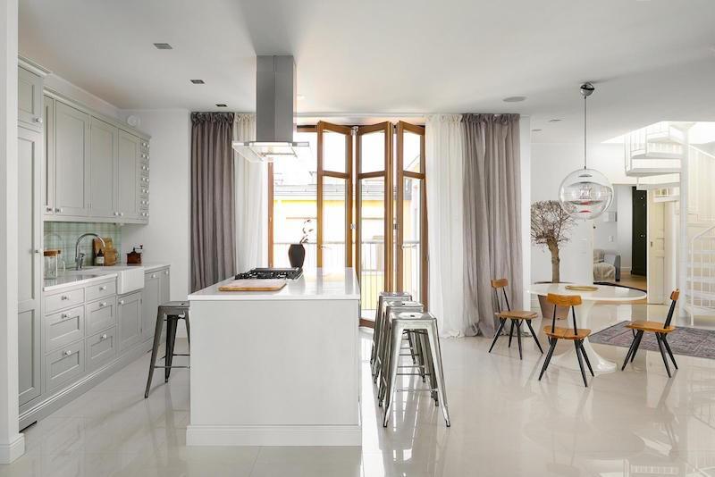 Кухня и интериорни бои