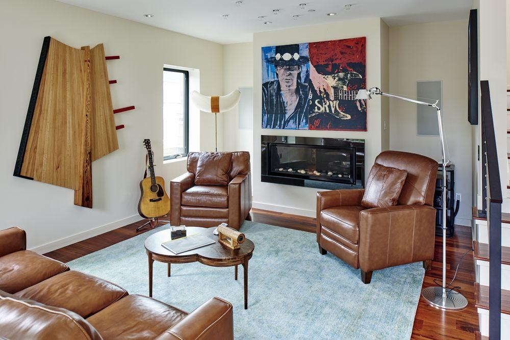 интериорна боя за стена в хола