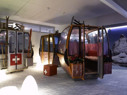 Интериорна мазилка и кабинки