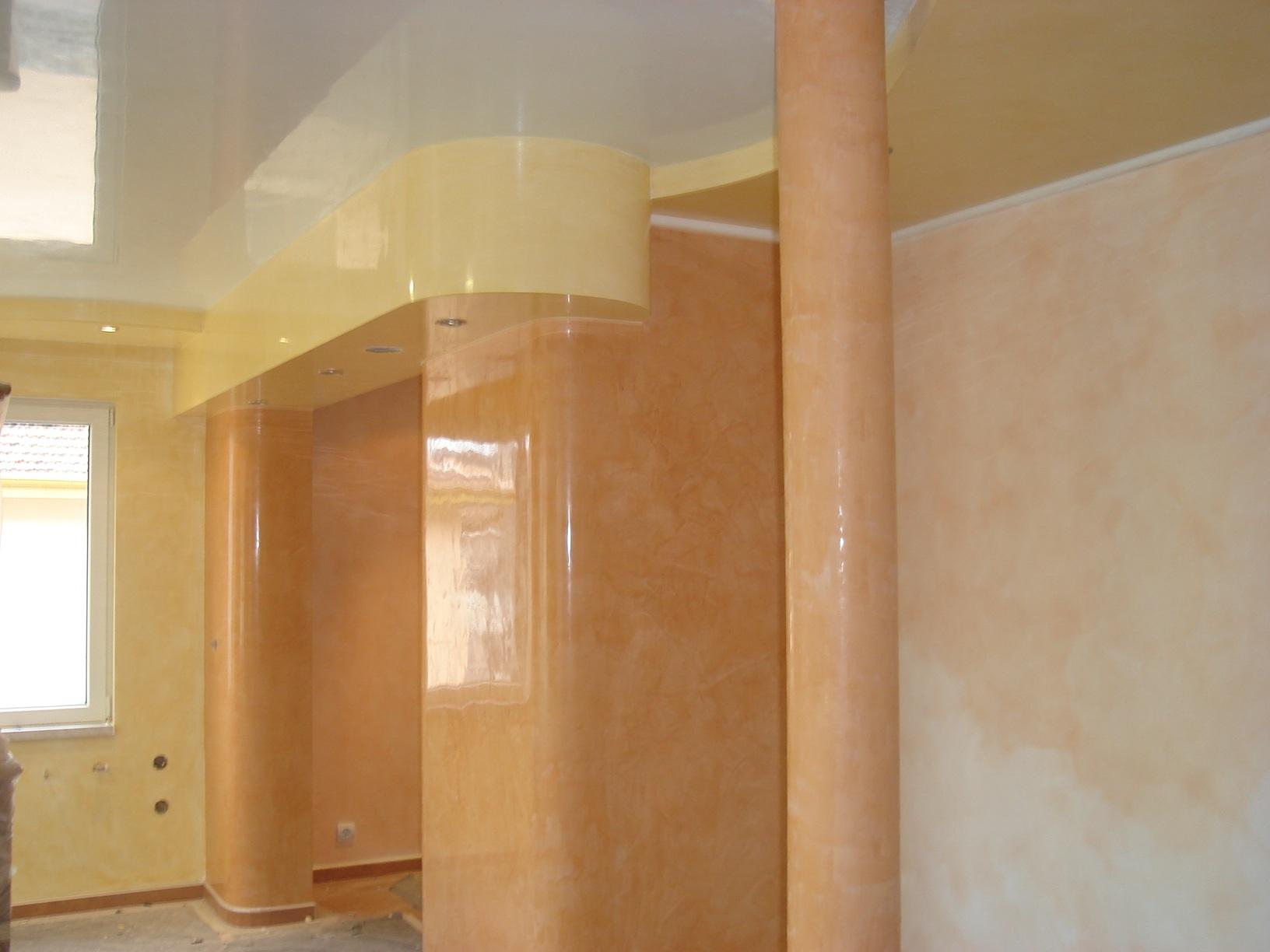 Боя за стена и други продукти на CAP Arreghini