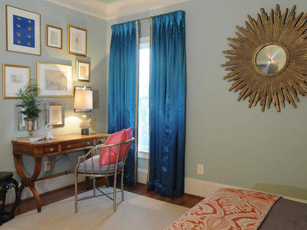 Интериорните бои в една стая
