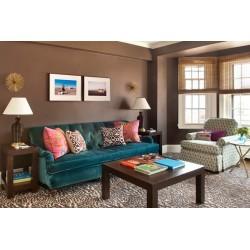 5 стилни начина да декорирате стаята си с кадифе