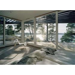 Как изглежда един шведски дом?