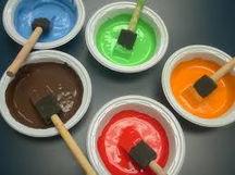 Латексови бои 1 на супер цени