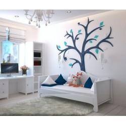 Как да 'разчупим' цвета на стените в детската стая