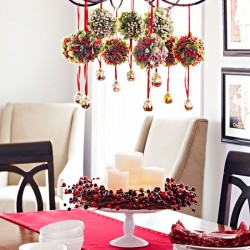 Как да декорираме със стил празничния дом?