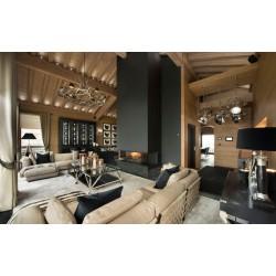 Стилна резиденция във френските Алпи