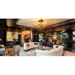 Вижте един от най-луксозните мезонети в Ню Йорк