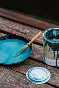 Боядисване на различни дървени повърхности