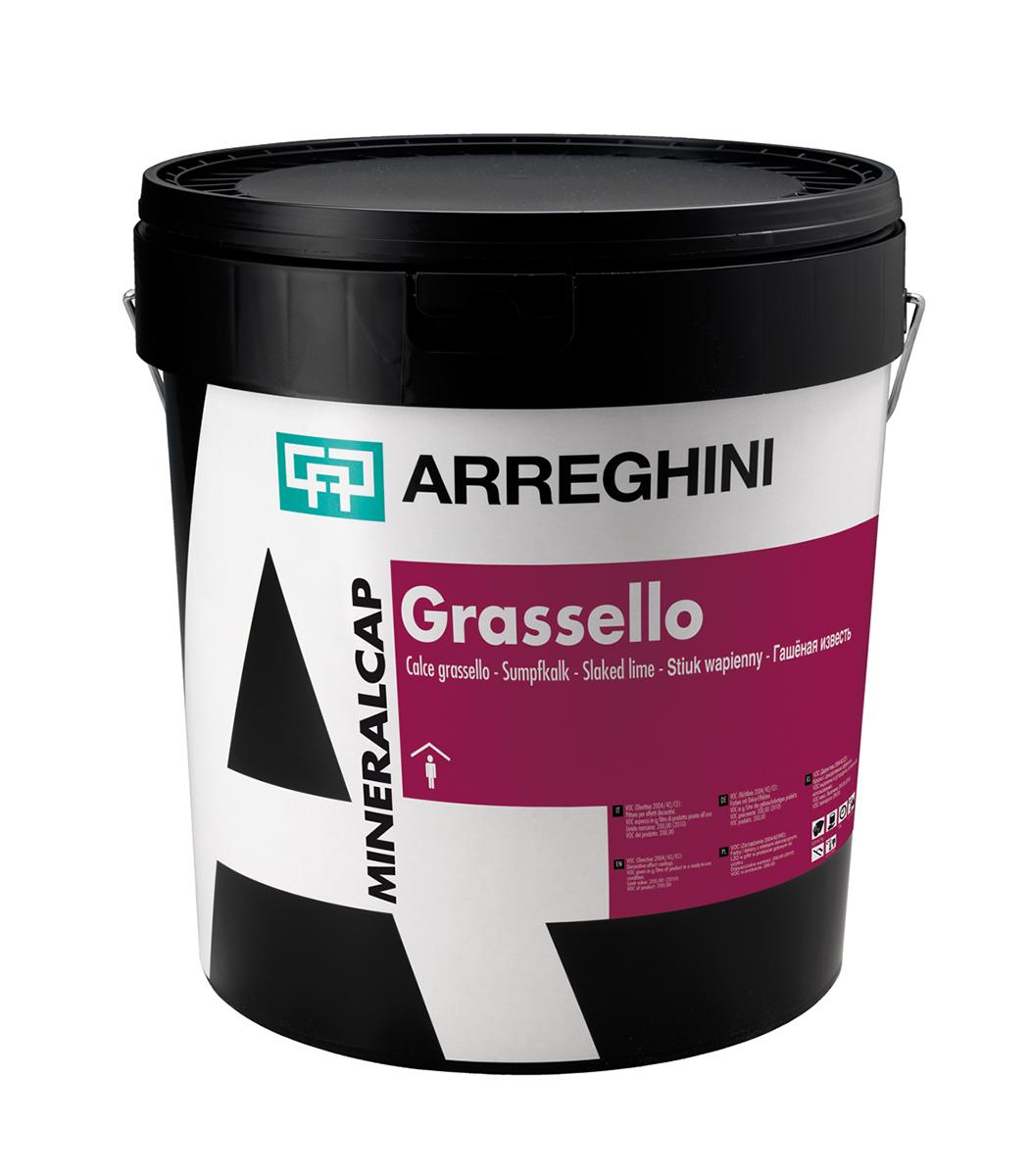 GRASSELLO - венецианска мазилка, варова