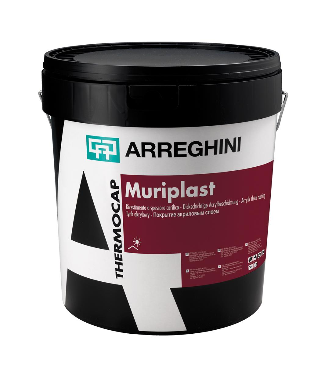 MURIPLAST - акрилна фасадна мазилка