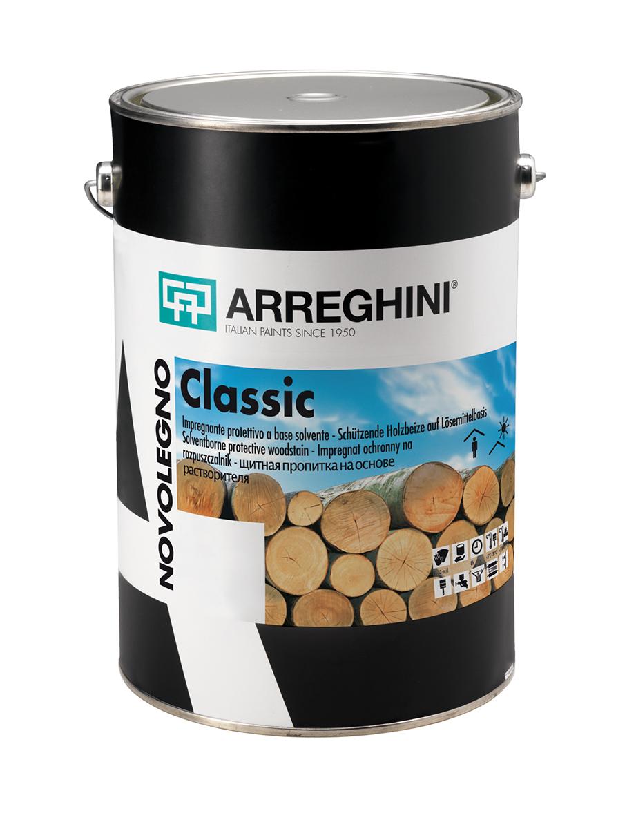NOVOLEGNO CLASSIC - ипрегнант за дърво, маслено-алкиден