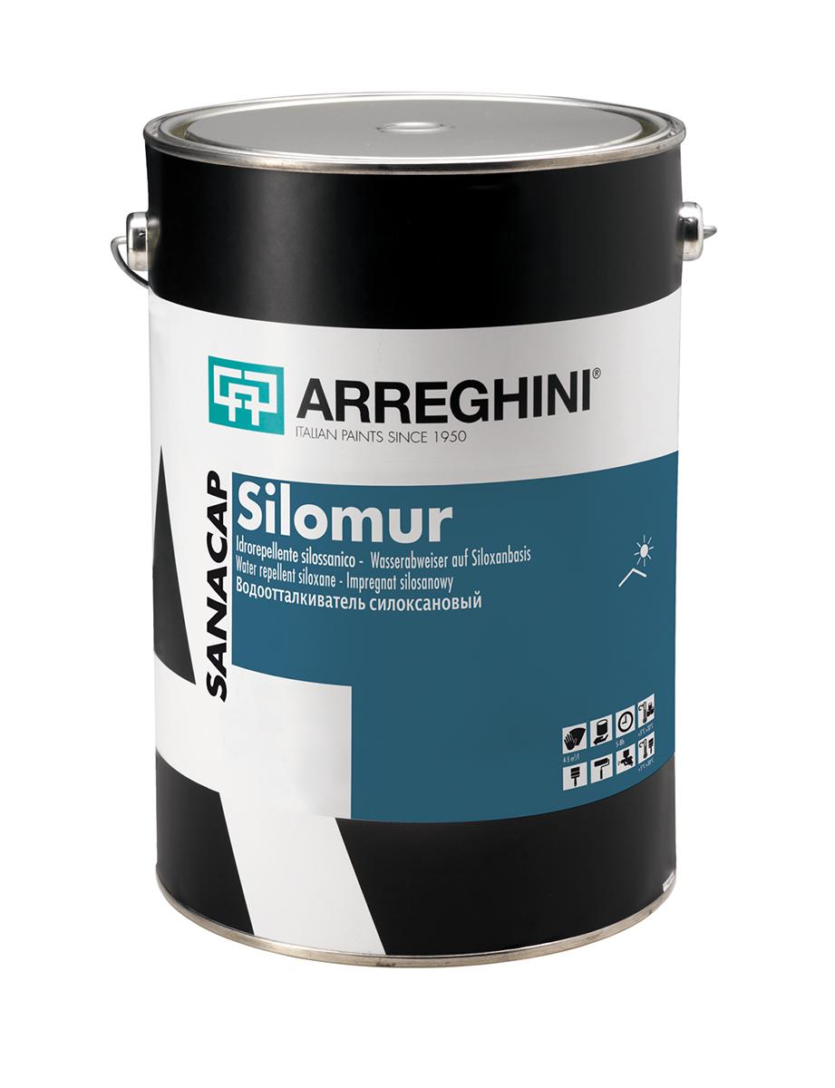 SILOMUR W - импрегнант за камък на водна основа